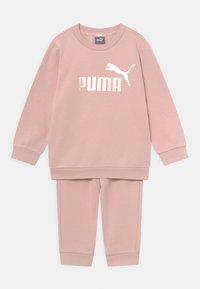 Puma - MINICATS CREW SET UNISEX - Tuta - lotus - 0