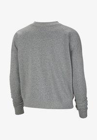 Nike Sportswear - CREW - Sweatshirt - dark grey heather - 6
