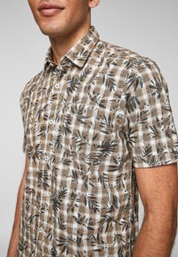 s.Oliver - Shirt - yellow check - 4