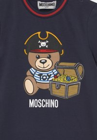 MOSCHINO - ADDITION - Overal - blue navy - 2