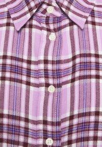 GAP Petite - EVERYDAY - Button-down blouse - purple - 5