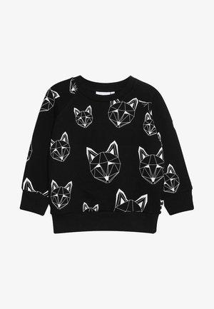 BABY JUST CALL ME FOX MULTI  - Sweatshirt - black