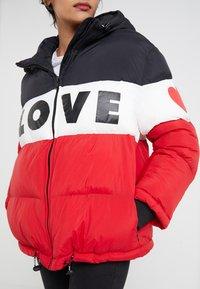 Love Moschino - Zimní bunda - red - 3