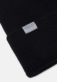 Houdini - ZISSOU WILLOW UNISEX - Beanie - rock black - 4