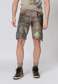 Stockerpoint - LUITPOLD - Shorts - kitt vintage - 0