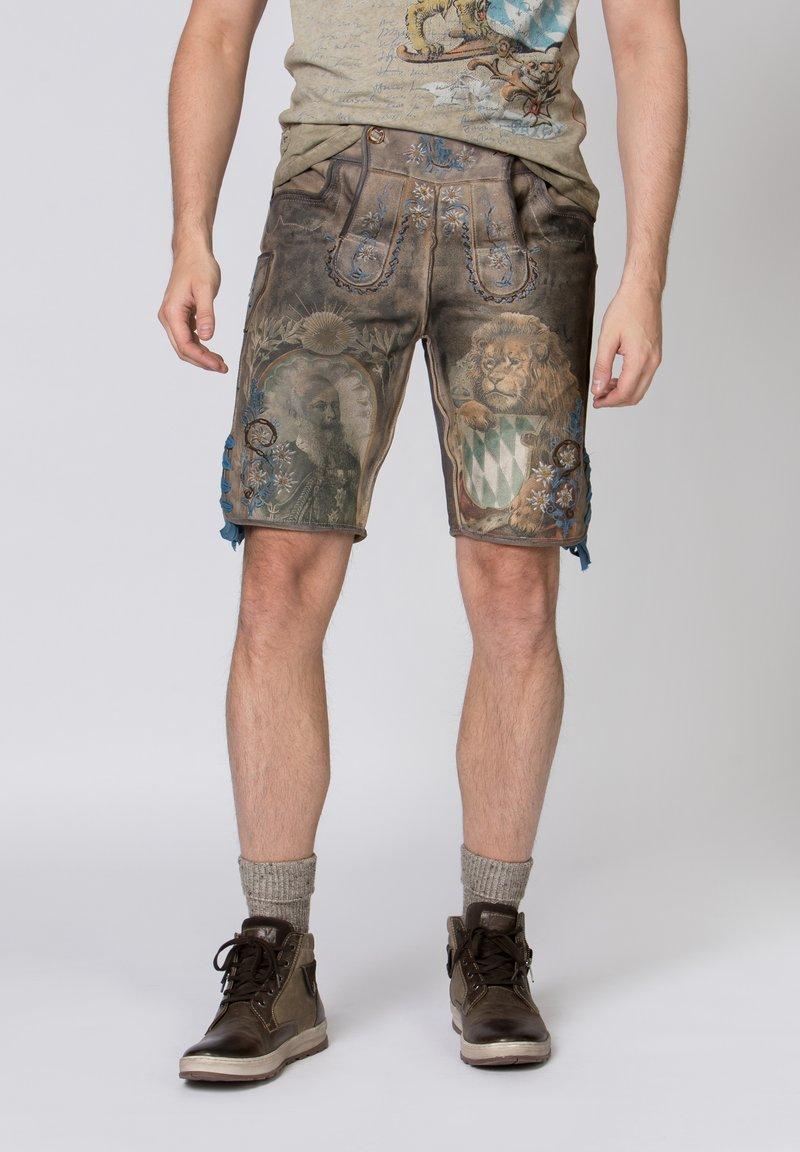 Stockerpoint - LUITPOLD - Shorts - kitt vintage
