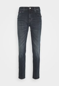 Tommy Jeans - AUSTIN - Jeans Tapered Fit - midnight dark blue - 4