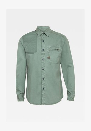 HUNTING SLIM - Shirt - jungle gd