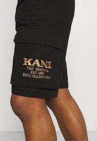 Karl Kani - UNISEX - Short - black - 3