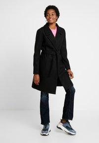 ONLY - ONLREGINA COAT - Zimní kabát - black - 1