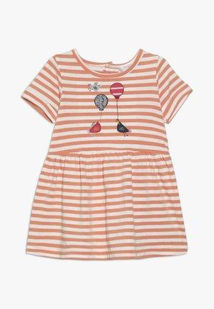 AMEA BABY DRESS - Vestido ligero - coral