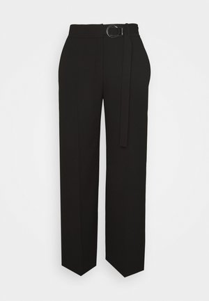 HEDAYA - Trousers - black