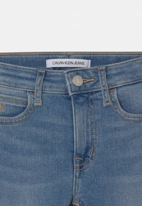 Calvin Klein Jeans - SUPER SKINNY  - Jeans Skinny Fit - blue - 2