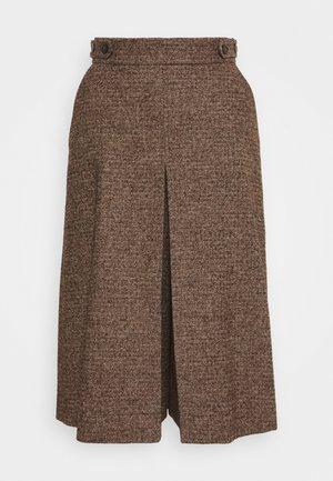 PEGASE - Pantalon classique - marron