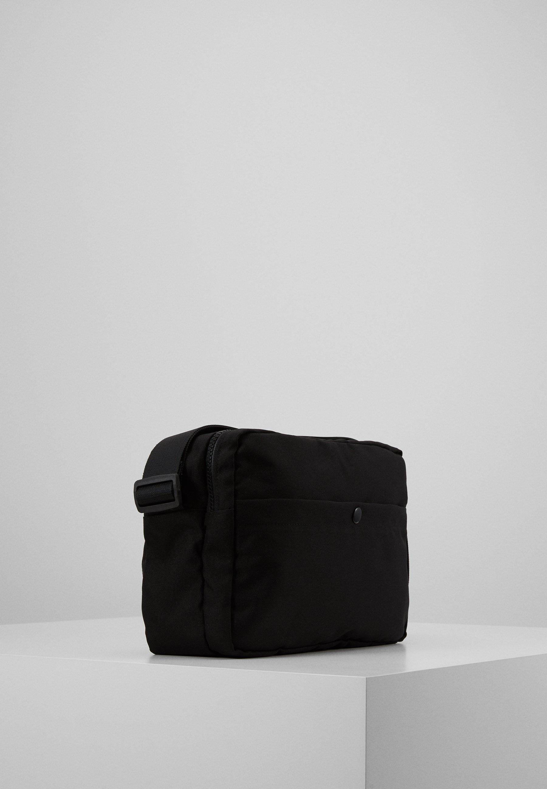 Mads Nørgaard BEL ONE CAPPA - Skulderveske - black/svart cBLlEiqCtEKnvOV