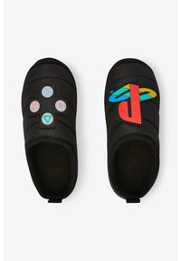Next - PLAYSTATION SLIPPERS - Slippers - black - 1