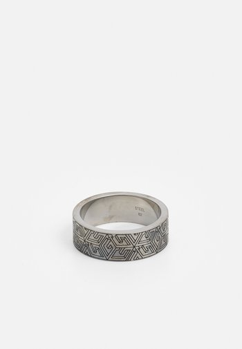 CUBE - Sormus - antique silver-coloured