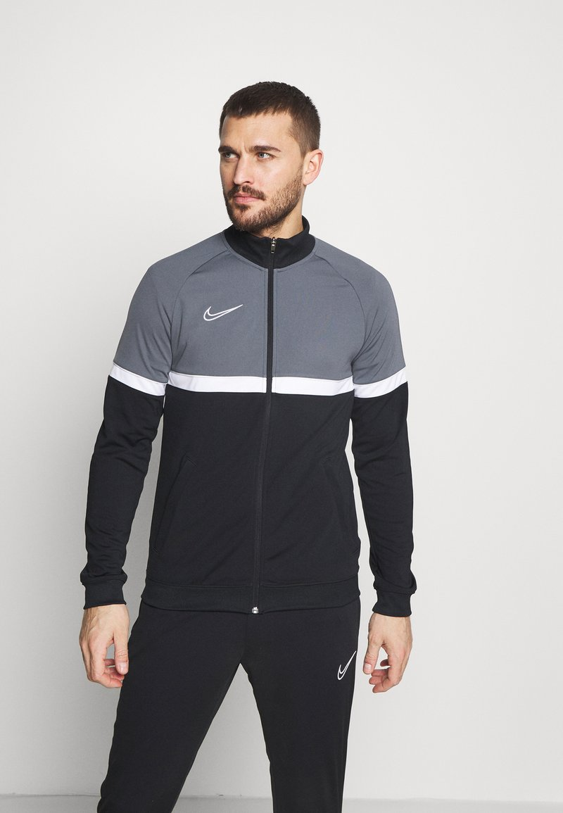Nike Performance - SUIT - Tuta - black/white