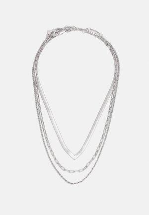 EDIAGAN 3 PACK - Collana - silver-coloured