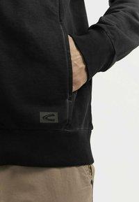 camel active - Zip-up sweatshirt - asphalt - 4