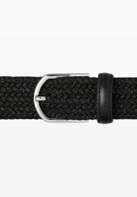 BRAX - STYLE  - Belt - black metallic - 2