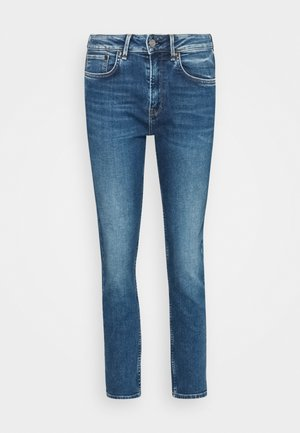 MARY - Straight leg jeans - denim