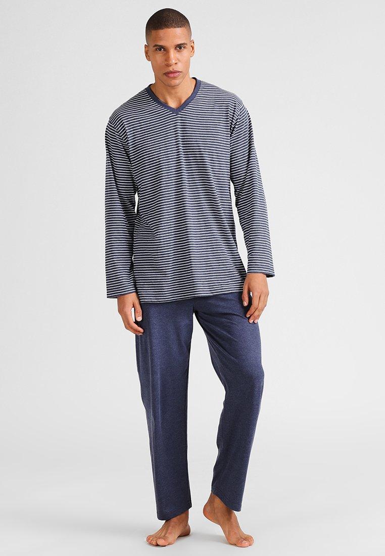 Men SET - Pyjama set - melange garden