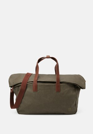 UNISEX - Weekend bag - olive