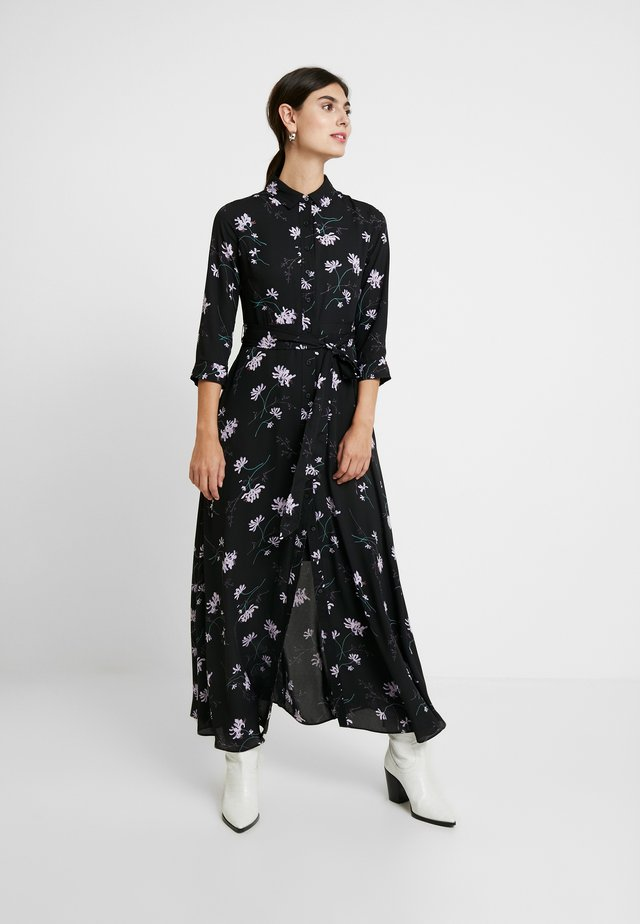 SAVANNAH MAXI - Maxikjoler - black