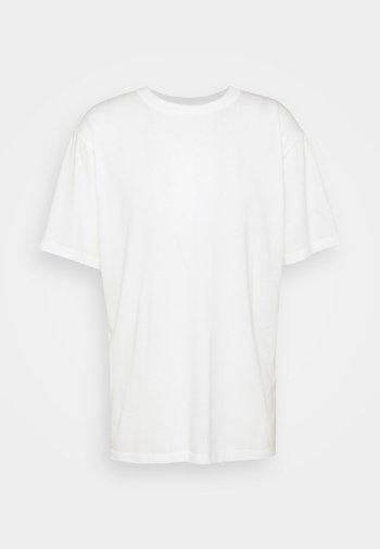 Print T-shirt - bianco/multicolor
