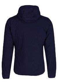 K-Way - MICRO RIPSTOP MARMOTTA - Outdoor jacket - blue maritime-blue depht - 3