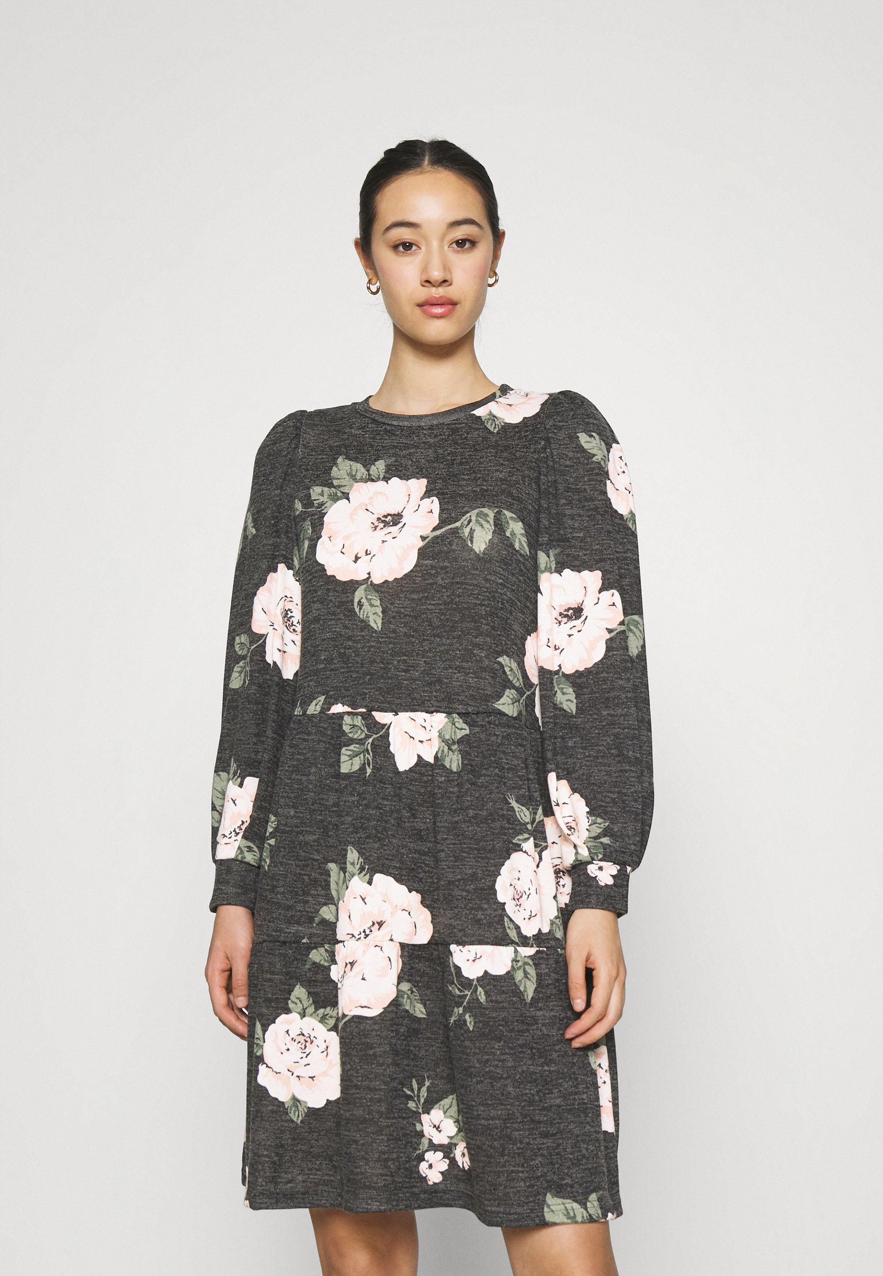 Women ONLSKY DRESS - Jersey dress