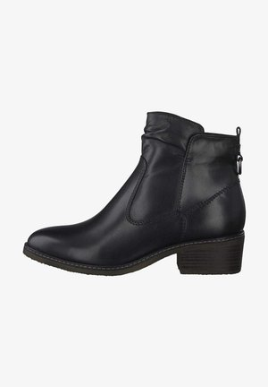 Ankle boots - black leather 3