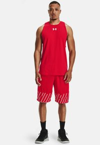 Under Armour - Top - red - 1