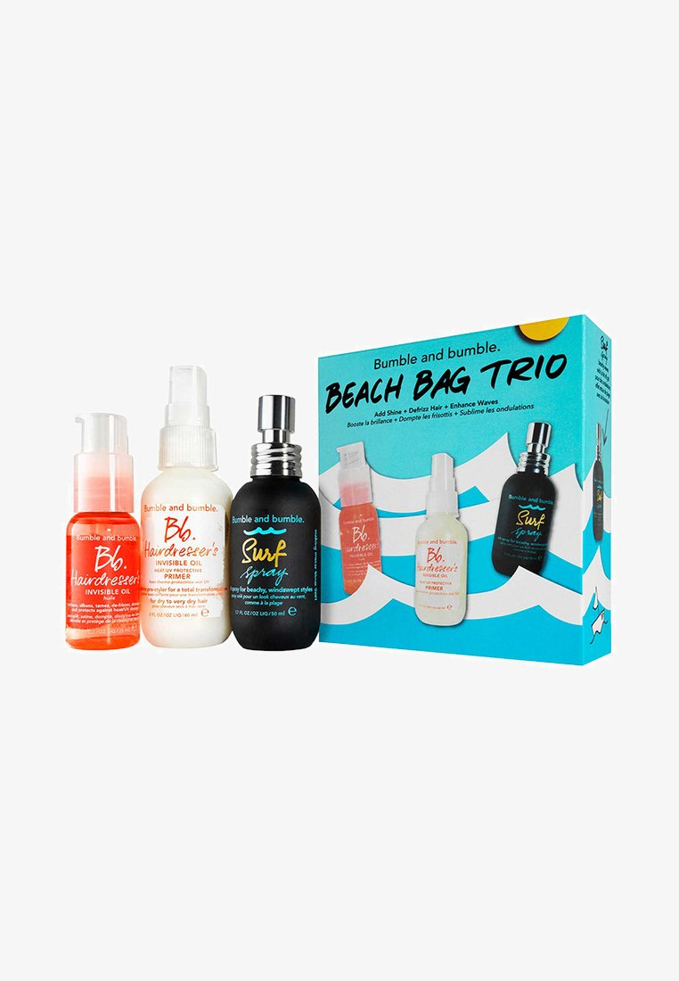 Bumble and bumble - BEACH BAG TRIO - Haarset - -