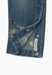 GAP - Straight leg jeans - blue denim - 4