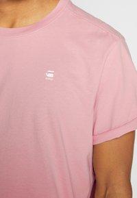 G-Star - LASH R T S\S - T-shirt - bas - light pink - 4