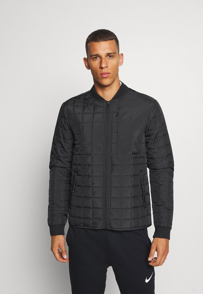 Hummel - HMLLUKE - Training jacket - black
