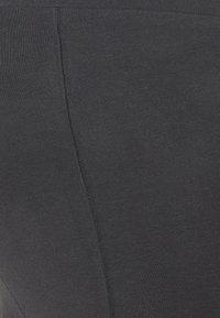 MAMALICIOUS - MLMIRA PINTUCK SHORTS - Shorts - black - 2