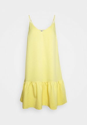 JUDITH SHORT DRESS - Day dress - pineapple slice