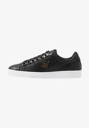 PRESTIGE - Sneakers basse - black/gold