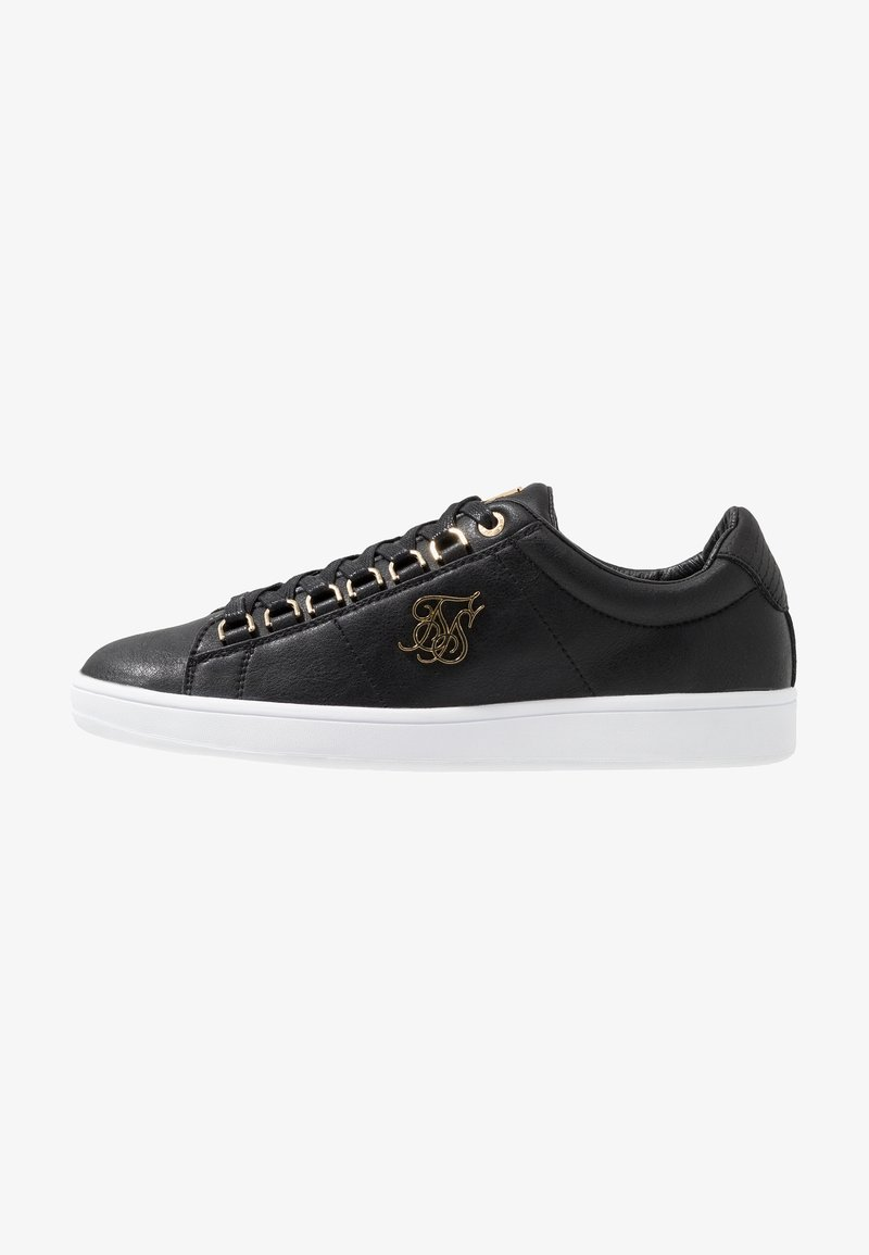 SIKSILK - PRESTIGE - Zapatillas - black/gold