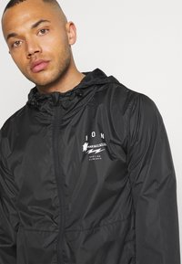 ION - RAIN JACKET - Trainingsjacke - black - 4
