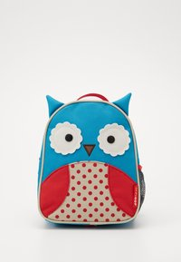 Skip Hop - ZOO LET OWL - Sac à dos - blue/red - 0