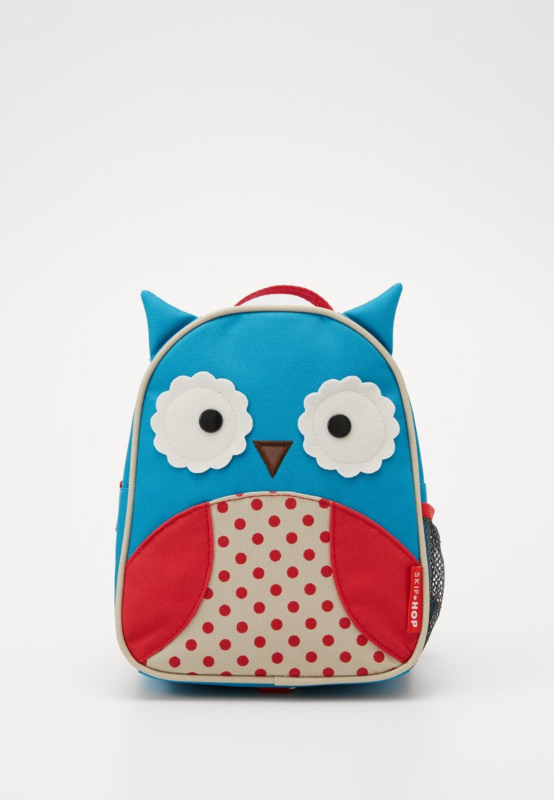 Skip Hop - ZOO LET OWL - Rucksack - blue/red