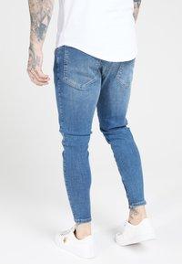 SIKSILK - Trousers - midstone blue - 3