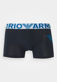 Emporio Armani - TRUNK - Pants - marine - 0