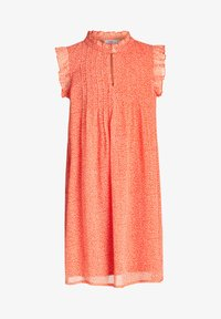 WE Fashion - Day dress - bright orange - 3