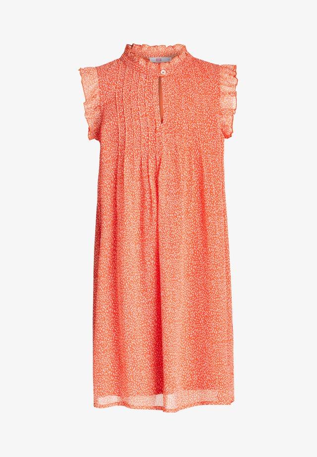 Vestito estivo - bright orange