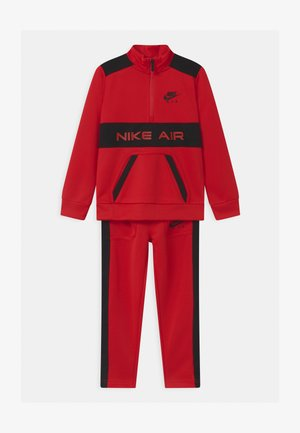 AIR SET - Tracksuit - university red